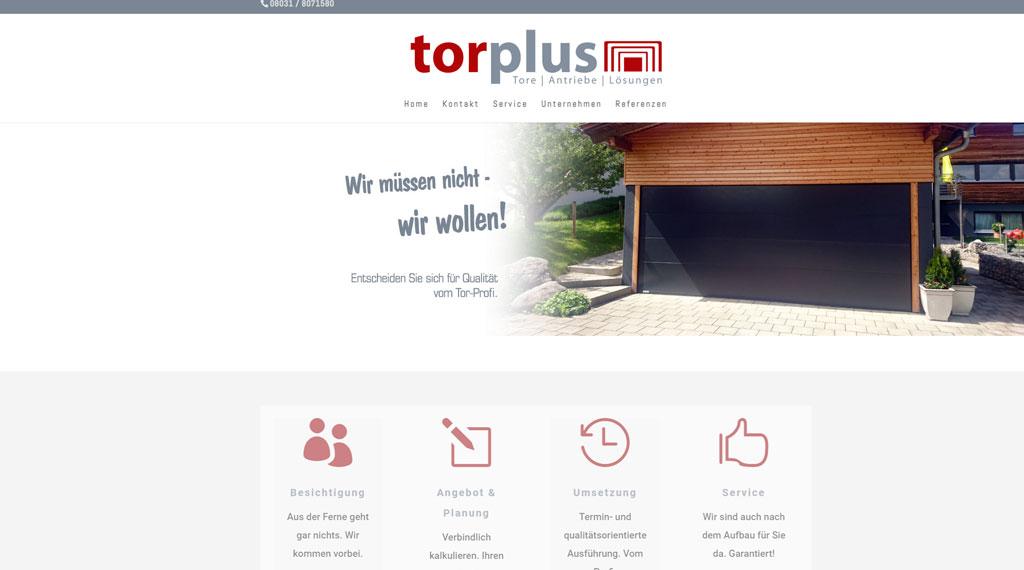 Torplus - Ihr Profi für Toreinbau, Torsanierung und Antriebe